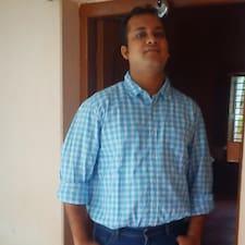 Saptarshi Kullanıcı Profili