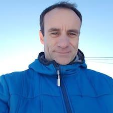 Profil Pengguna Grégory