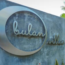 Bulan Villas User Profile