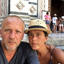 Stéphanie & Sébastien的用户个人资料