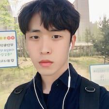 Perfil de usuario de Dongwook