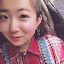 Perfil do utilizador de 若琪
