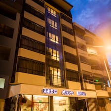 Hotel Ferre User Profile