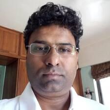 Profil utilisateur de Shwetabh
