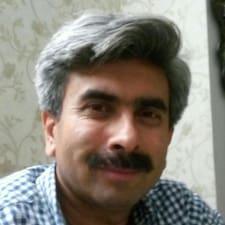 Perfil de l'usuari Farrukh