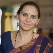 Padma-Rani felhasználói profilja