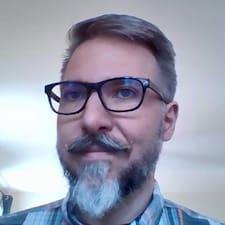 Eugene - Uživatelský profil