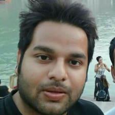 Perfil do usuário de Vivek
