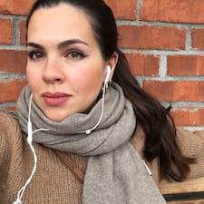 Profil utilisateur de Nora Folkestad