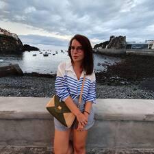 Nutzerprofil von Marie-Cécile