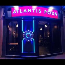 Perfil de usuario de Atlantis