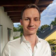 Gebruikersprofiel Bernd