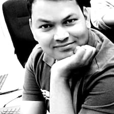 Henkilön Ashish Kumar käyttäjäprofiili