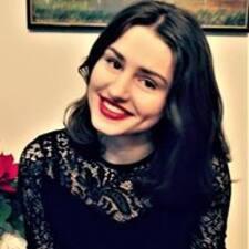 Weronika的用戶個人資料