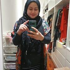 Nur Atiqah的用戶個人資料
