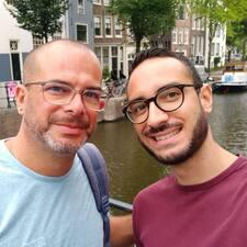 Profil utilisateur de Sébastien & Mathieu