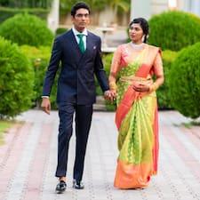 Profil korisnika Sri Harsha