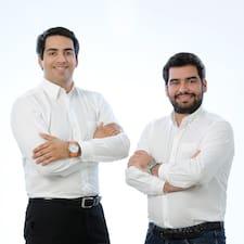 โพรไฟล์ผู้ใช้ Francisco And Daniel