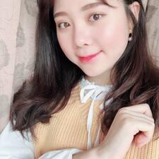 Perfil do utilizador de Eunju
