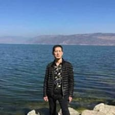 Julbala felhasználói profilja