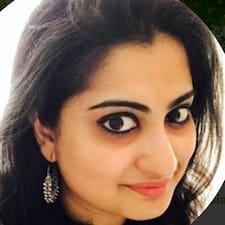 Profil korisnika Ishwariya