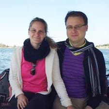 Lenka & Tomas User Profile