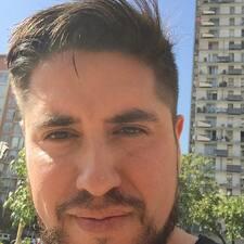 Profil utilisateur de Dante