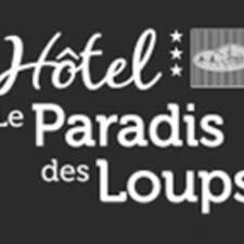Nutzerprofil von Hôtel Le Paradis Des Loups