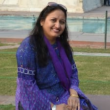 Profil Pengguna Sharmila