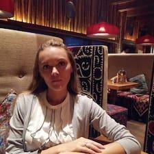 Олеся felhasználói profilja