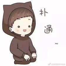 Gebruikersprofiel Xiaohan