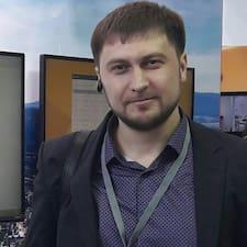 Henkilön Кирилл käyttäjäprofiili
