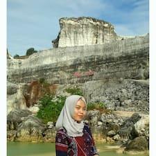 Nutzerprofil von Cyntia Siti