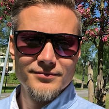 Nutzerprofil von Fredrik