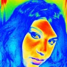 Yarica felhasználói profilja