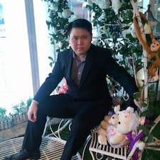 Perfil do usuário de Jun Lin