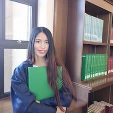 Jingyi felhasználói profilja