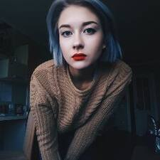 Лиза felhasználói profilja