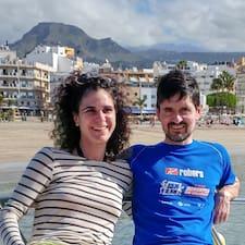 โพรไฟล์ผู้ใช้ Raquel & Joseba