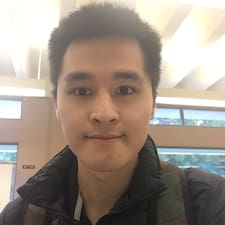 Jisong felhasználói profilja