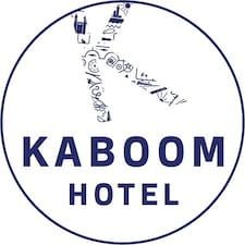 Kaboom Hotel User Profile