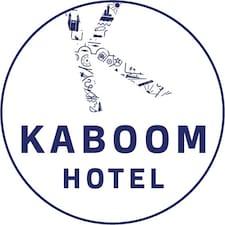 Kaboom Hotel Kullanıcı Profili