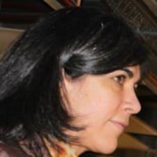 Henkilön Lina Maria Da käyttäjäprofiili