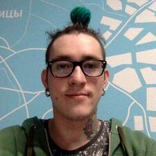 Mikhail felhasználói profilja