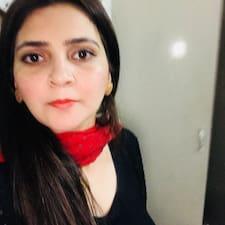 Namrah User Profile