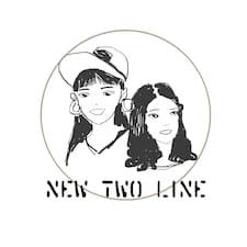 New Two Line的用戶個人資料