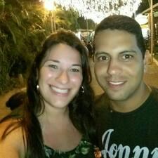 Profil utilisateur de Maria Luiza