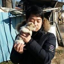 Henkilön Yongjoo käyttäjäprofiili