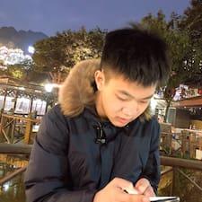 琨为 User Profile
