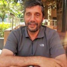 Alberto Sergio felhasználói profilja